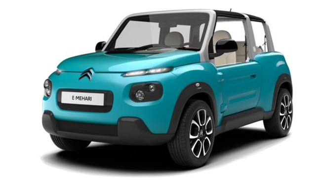 citroen e mehari e mehari neuve electrique 3 portes pontoise le de france. Black Bedroom Furniture Sets. Home Design Ideas