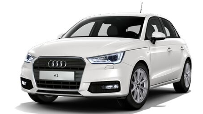 audi a1 sportback 2 sportback 1 4 tfsi 125 ambiente. Black Bedroom Furniture Sets. Home Design Ideas