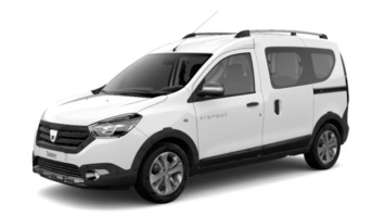 dacia dokker stepway stepway 1 5 dci 90 eco2 neuve diesel 5 portes altkirch alsace. Black Bedroom Furniture Sets. Home Design Ideas