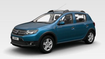 dacia sandero 2 stepway ii stepway 1 5 dci 90 prestige easy r e6 neuve diesel 5 portes saint. Black Bedroom Furniture Sets. Home Design Ideas