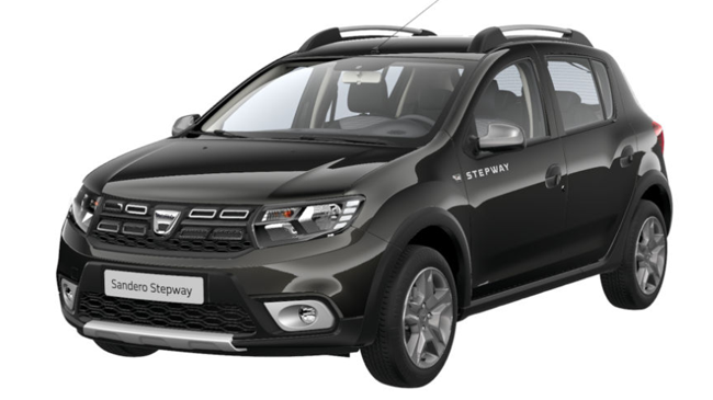 dacia sandero 2 stepway ii 2 stepway dci 90 neuve diesel 5 portes sannois le de france. Black Bedroom Furniture Sets. Home Design Ideas