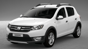 dacia sandero 2 stepway ii stepway 0 9 tce 90 urban e6. Black Bedroom Furniture Sets. Home Design Ideas
