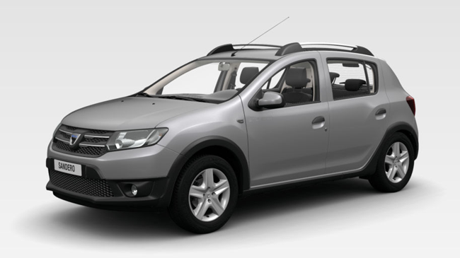 dacia sandero stepway prestige. Black Bedroom Furniture Sets. Home Design Ideas