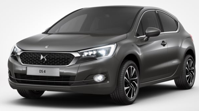 DS DS 4 II (2) 1.6 THP 210 S&S PERFORMANCE LINE BV6