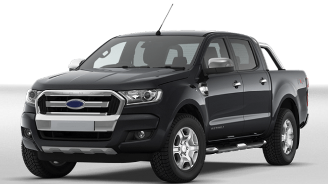 FORD RANGER 3 III 3.2 TDCI 200 4WD DOUBLE CABINE LIMITED