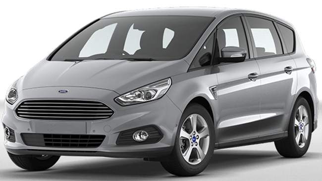 FORD S-MAX 2 II 2.0 TDCI 150 S&S BUSINESS NAV BV6