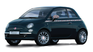 fiat 500 2e generation ii 2 1 2 8v 69 lounge neuve essence 3 portes vert saint denis le de. Black Bedroom Furniture Sets. Home Design Ideas