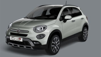 fiat 500 x 1 6 multijet 120 cross 4x2 neuve diesel 5. Black Bedroom Furniture Sets. Home Design Ideas