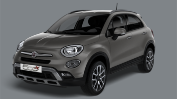 Fiat 500 x 1 4 multiair 140 cross 4x2 dct neuve essence 5 for Garage fiat beauvais