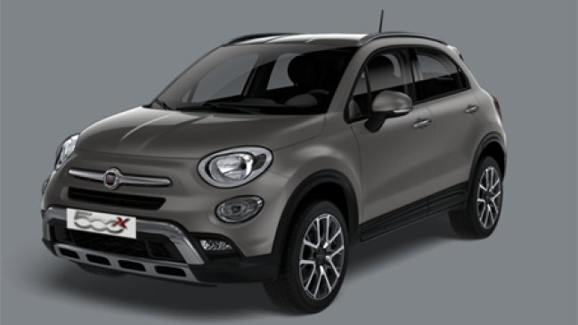 fiat 500 x 2 0 multijet 140 cross 4x4 neuve diesel 5. Black Bedroom Furniture Sets. Home Design Ideas