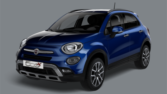 fiat 500 x 1 4 multiair 140 cross 4x2 neuve essence 5 portes al s languedoc roussillon. Black Bedroom Furniture Sets. Home Design Ideas