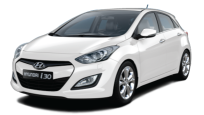 HYUNDAI I30 (2E GENERATION) II 1.6 CRDI 110 PANORAMIC SUNSATION 3P