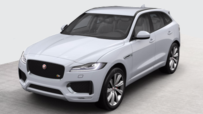 jaguar f pace 2 0 d 180 r sport 4x4 bva8 neuve diesel 5. Black Bedroom Furniture Sets. Home Design Ideas