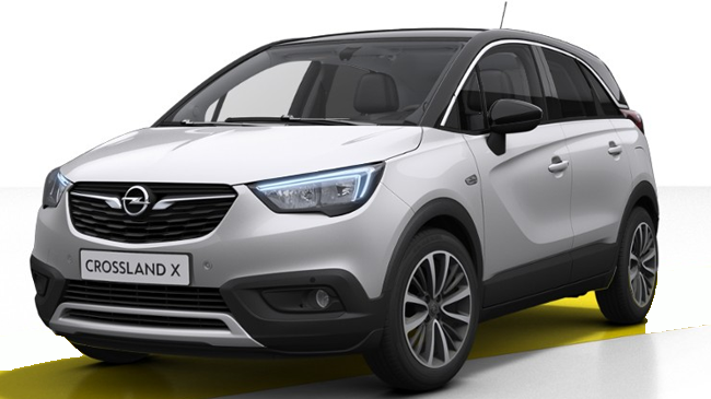 opel crossland x 1 2 ecotec turbo 110 edition neuve. Black Bedroom Furniture Sets. Home Design Ideas