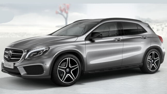 MERCEDES GLA 220 D FASCINATION 7G-TRONIC