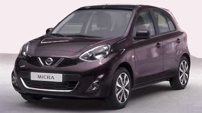 nissan micra neuve pas ch re achat micra en promo. Black Bedroom Furniture Sets. Home Design Ideas