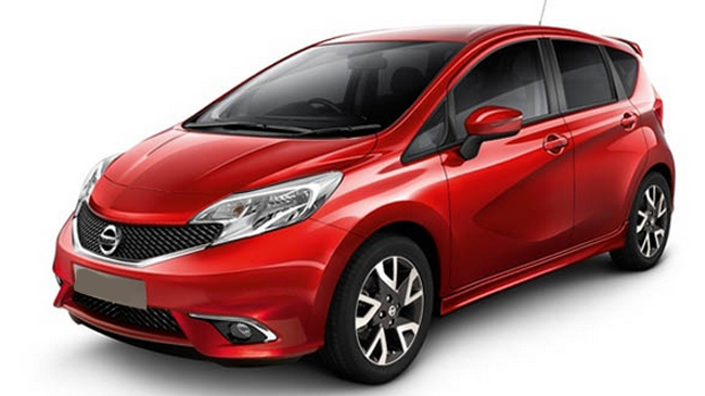nissan note 2 ii 1 2 80 n connecta neuve essence 5 portes. Black Bedroom Furniture Sets. Home Design Ideas