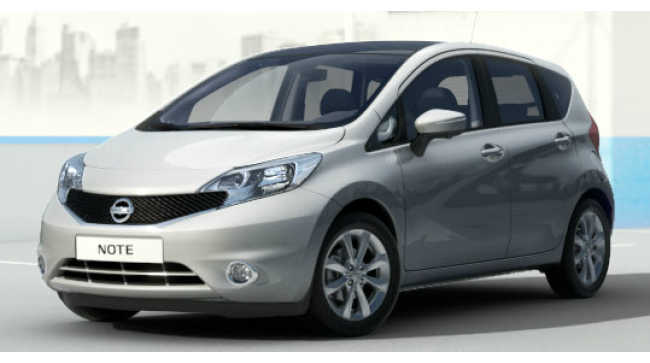 NISSAN NOTE 2 II 1.5 DCI 90 N-CONNECTA