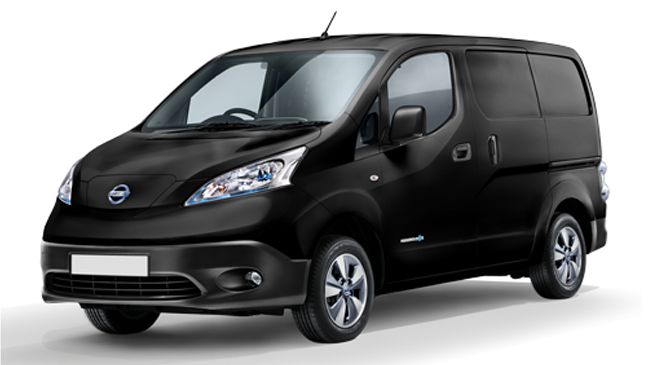 nissan e nv200 109hp visia electric auto neuve electrique. Black Bedroom Furniture Sets. Home Design Ideas