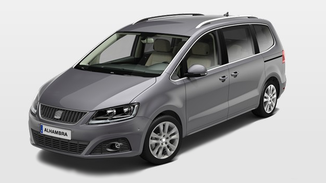 seat alhambra 2 ii 2 2 0 td i 150 start stop premium 7 dsg neuve diesel 5 portes lons aquitaine. Black Bedroom Furniture Sets. Home Design Ideas
