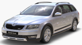 Photo de SKODA OCTAVIA 3 SCOUT
