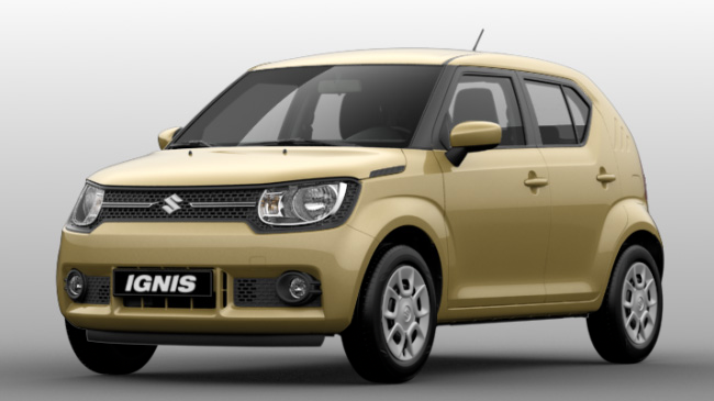 suzuki ignis 3 iii 1 2 dualjet hybrid shvs pack neuve hybride essence lectrique 5 portes thiais. Black Bedroom Furniture Sets. Home Design Ideas
