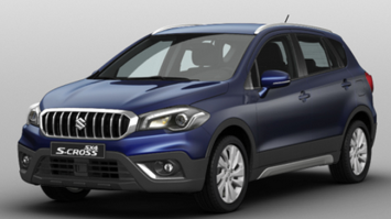 suzuki sx4 s cross 1 6 ddis 120 style auto allgrip tcss neuve diesel 5 portes noisy le grand. Black Bedroom Furniture Sets. Home Design Ideas