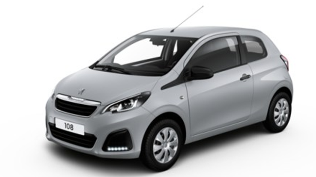 PEUGEOT 108 1.0 VTI 68 ENVY TOP! 5P