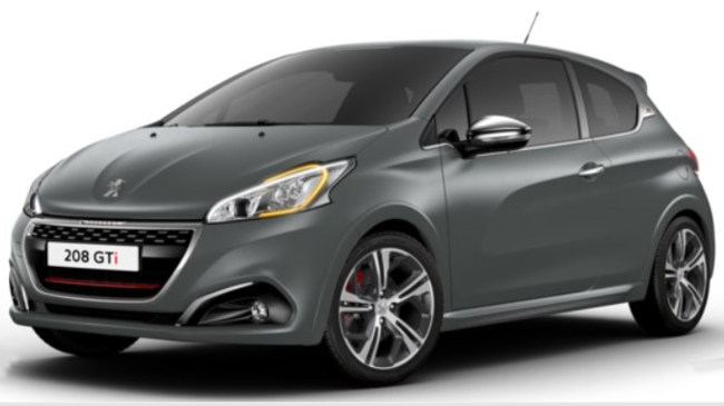 peugeot 208 gti neuve en le de france achat 208 gti. Black Bedroom Furniture Sets. Home Design Ideas