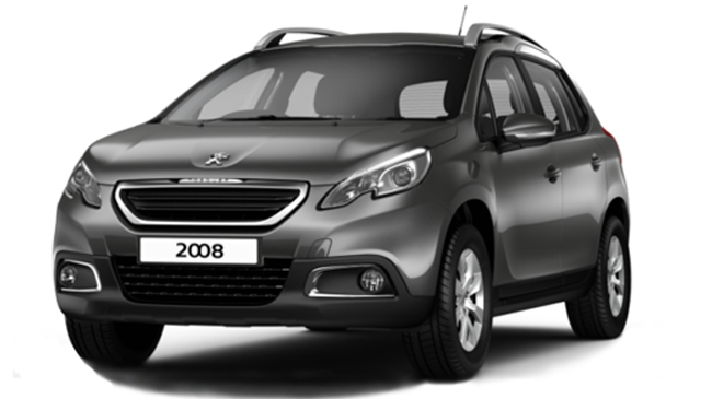 PEUGEOT 2008 1.6 BLUEHDI 100 URBAN CROSS