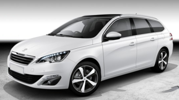 peugeot 308 2e generation sw ii sw 1 2 puretech 130 s s gt line eat6 neuve essence 5 portes. Black Bedroom Furniture Sets. Home Design Ideas