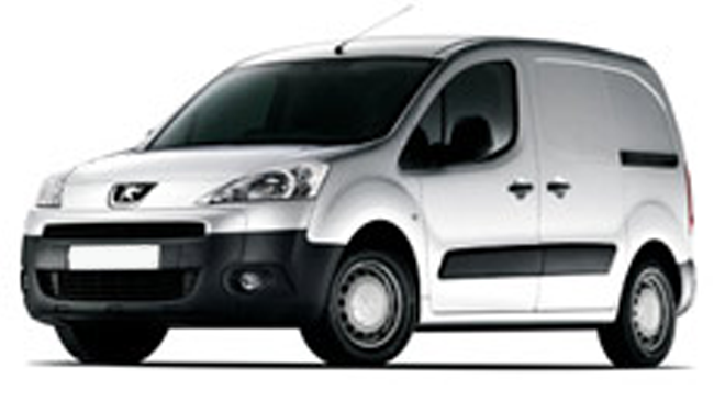 PEUGEOT PARTNER 2 FOURGON II (2) 1.6 HDI 75 PACK CD CLIM 120 L1