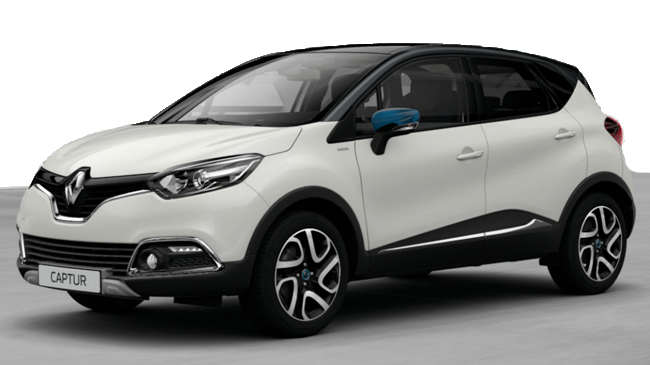 RENAULT CAPTUR 1.2 TCE 120 ENERGY WAVE EDC