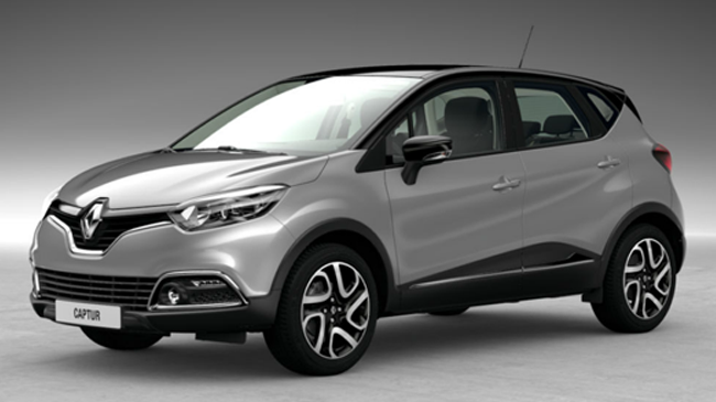 RENAULT CAPTUR 0.9 TCE 90 ENERGY INTENS