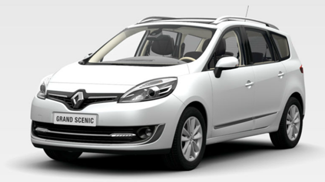 renault grand scenic 3 iii 3 1 5 dci 110 energy limited. Black Bedroom Furniture Sets. Home Design Ideas