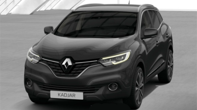 RENAULT KADJAR 1.6 DCI 130 ENERGY BLACK EDITION