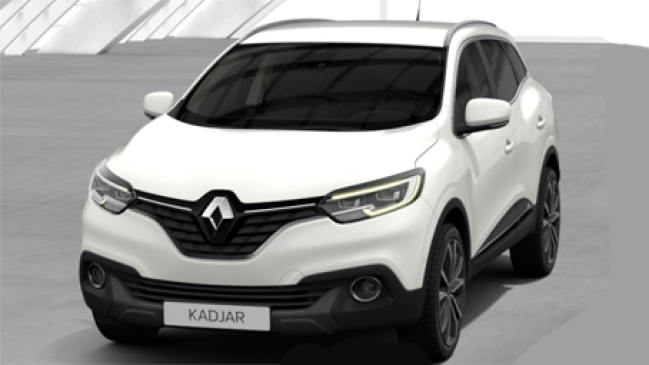 renault kadjar 1 5 dci 110 energy zen eco2 neuve diesel 5 portes bayonne aquitaine. Black Bedroom Furniture Sets. Home Design Ideas