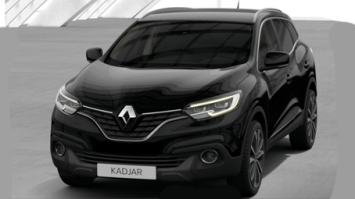 renault kadjar 1 6 dci 130 energy black edition 4wd neuve diesel 5 portes fontenay sous bois. Black Bedroom Furniture Sets. Home Design Ideas