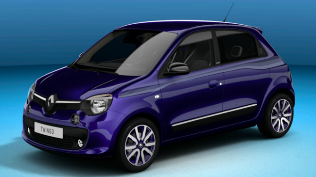 twingo 2 5 portes occasion renault twingo 2 1 5 dci 65 dynamique gris diesel nimes 9012 auto. Black Bedroom Furniture Sets. Home Design Ideas