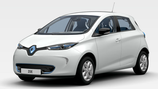 renault zoe life neuve electrique 5 portes avon le de france. Black Bedroom Furniture Sets. Home Design Ideas