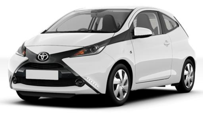 toyota aygo 2 ii 1 0 vvt i x wave stop start 5p neuve. Black Bedroom Furniture Sets. Home Design Ideas