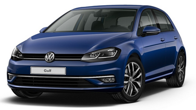 volkswagen golf 7 vii 2 1 4 tsi 125 bluemotion. Black Bedroom Furniture Sets. Home Design Ideas