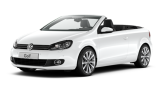 Photo de VOLKSWAGEN GOLF 6 CABRIOLET