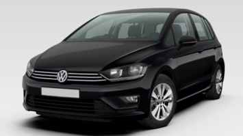 volkswagen golf sportsvan 1 6 tdi 110 bluemotion technology confortline neuve diesel 5 portes. Black Bedroom Furniture Sets. Home Design Ideas