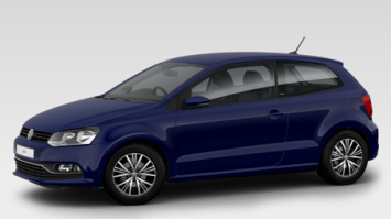 volkswagen polo 5 v 2 1 2 tsi 90 bluemotion technology allstar 5p neuve essence 5 portes. Black Bedroom Furniture Sets. Home Design Ideas
