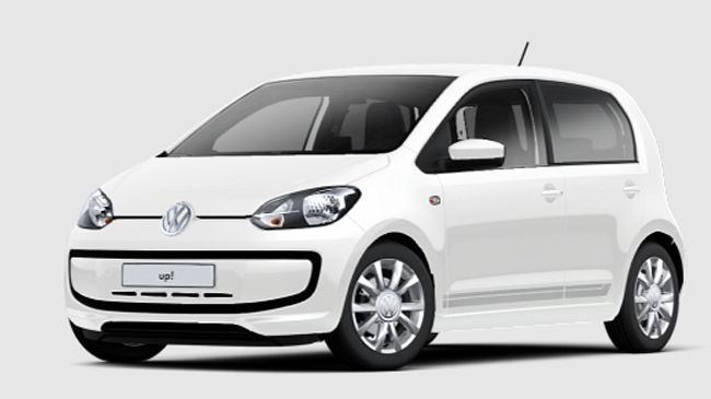 VOLKSWAGEN UP! (2) 1.0 60 UP BEATS AUDIO