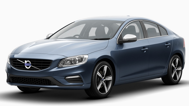 Volvo s60 2e generation ii 2 2 0 d3 150 r design for Garage volvo athis mons