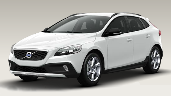 volvo v40 2e generation cross country ii cross country d2 115 momentum neuve diesel 5 portes. Black Bedroom Furniture Sets. Home Design Ideas