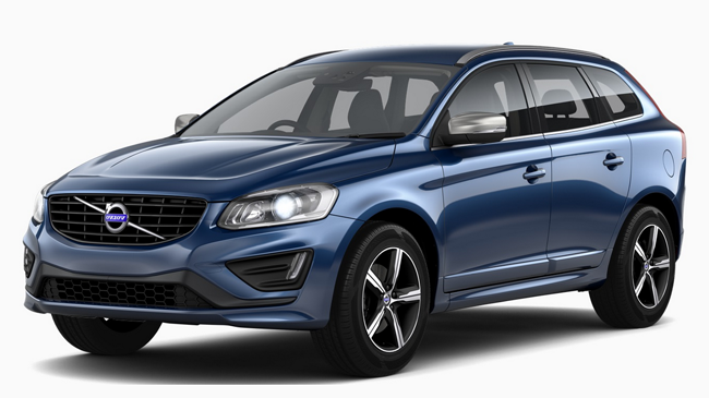 Volvo xc60 2 d4 190 r design geartronic 8 neuve diesel 5 for Garage volvo athis mons