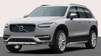 Volvo xc90 2e generation ii 2 0 d4 momentum 7pl neuve for Garage volvo athis mons
